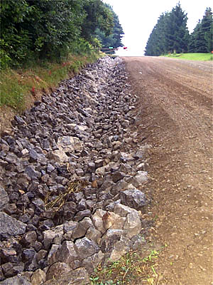 2004 Dirt Amp Gravel Road Project Franklin Township Erie